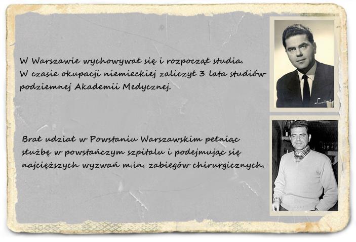 mark-miroslaw-ferster-powstanie-warszawskie-akademia-medyczna-studia-okupacja-niemiecka-fundacja-zobaczyc-jutro