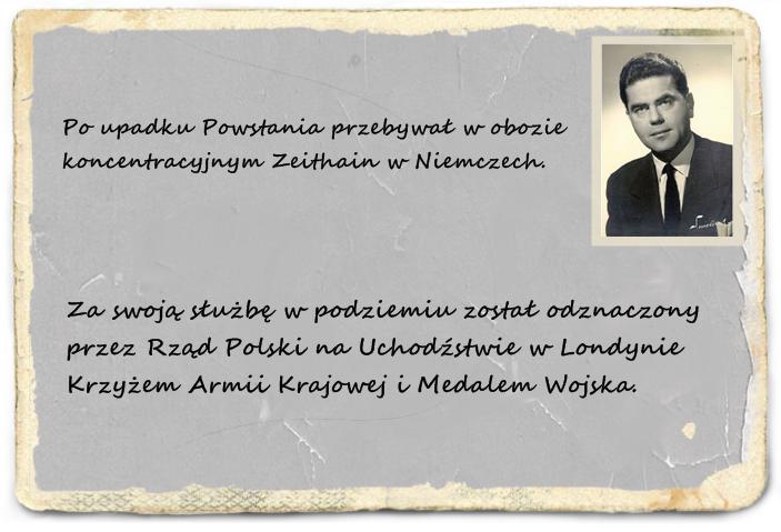mark-miroslaw-julian-ferster-fundator-oboz-koncentracyjny-krzyz-armii-krajowej-medal-wojska-okulista-Warszawa