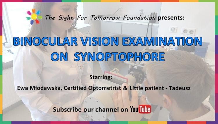 orthoptic diagnoses and tests