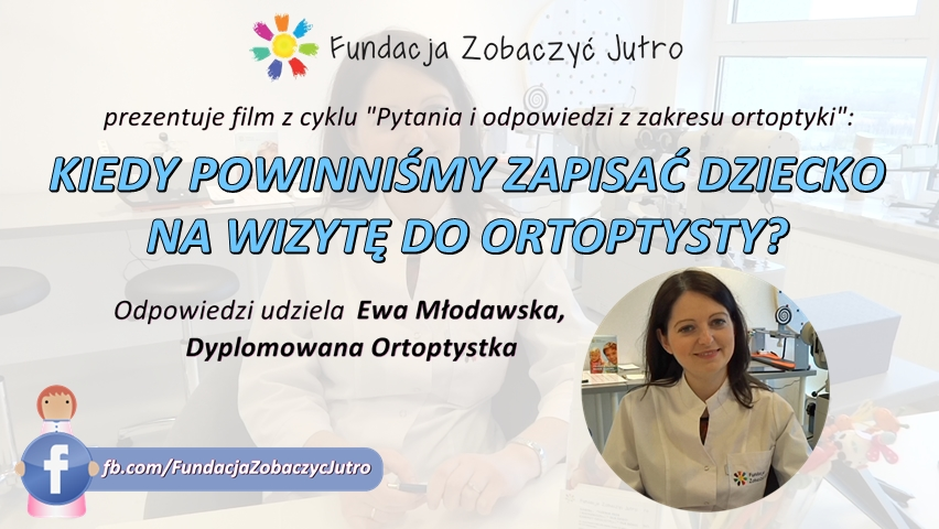 DYPLOMOWANY ORTOPTYSTA