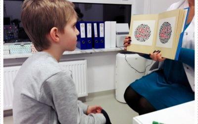 Pierwszorzędna rola badań przesiewowych wzroku w profilaktyce chorób oczu u dzieci