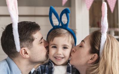 Spokojnych i zdrowych Świąt Wielkanocnych