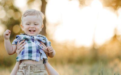 Kochane dzieci, życzymy Wam jak najwięcej radosnych dni!